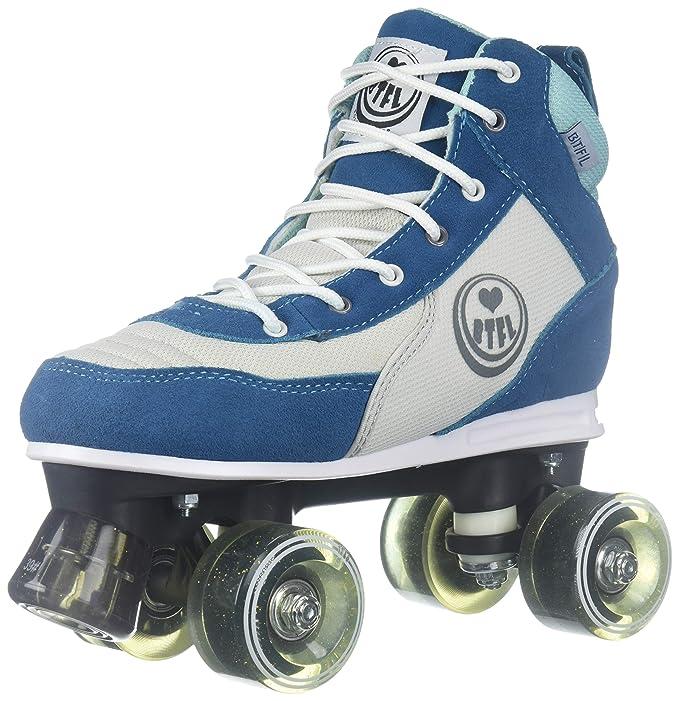 BTFL Trends- Rollschuhe für Damen, Mädchen, Discoroller, Rollerskates