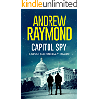 Capitol Spy: A Political Thriller (Novak and Mitchell Book 2)