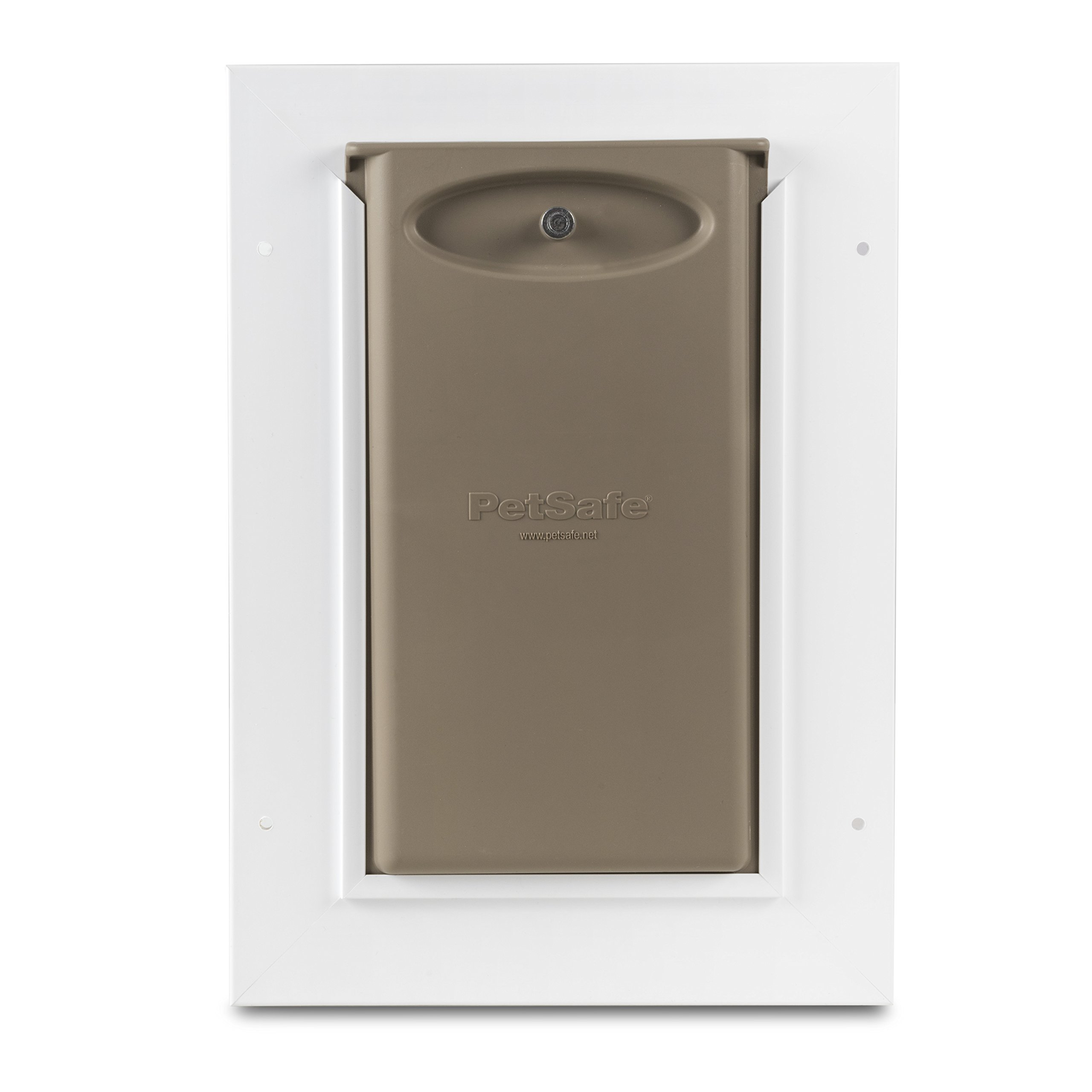 Petsafe Wall Entry Pet Door With Telescoping Tunnel Small For Pets