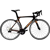 BEIOU 700C Road Bike Shimano 105 5800 22 Speeds Racing Bicycle upgraded to 105 crankset 500mm 520mm 540mm 560mm T800 Carbon Fiber Bike Ultra-light 18.3lbs CB013A-2