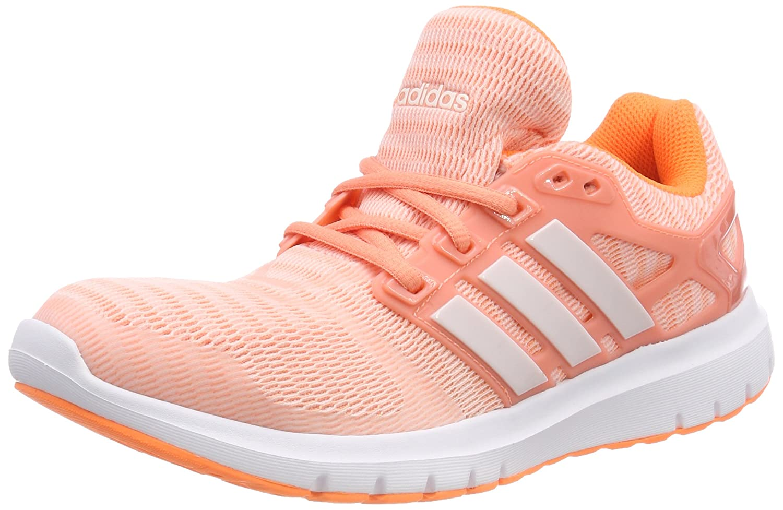 adidas Women's Energy Cloud V Shoes US 9.5 Chalk Coral