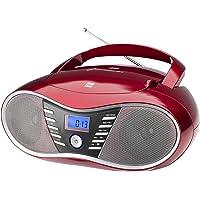 Dual P 60 BT 便携式音箱(FM 收音机,CD 播放器,蓝牙,用于音频流,USB 接口)75169.01