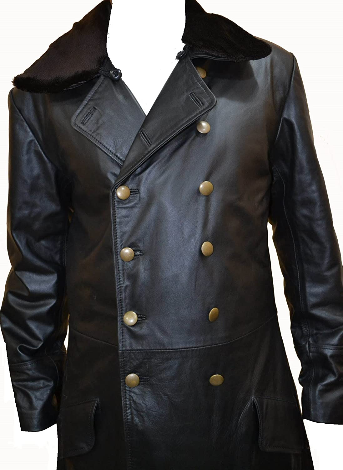 waffen ss trench coat