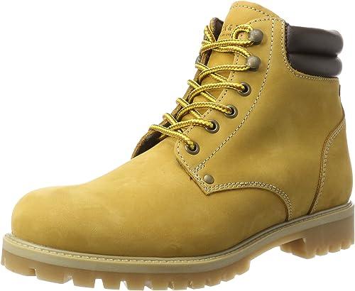 Jack \u0026 Jones Men's Jfwstoke Nubuck Boot