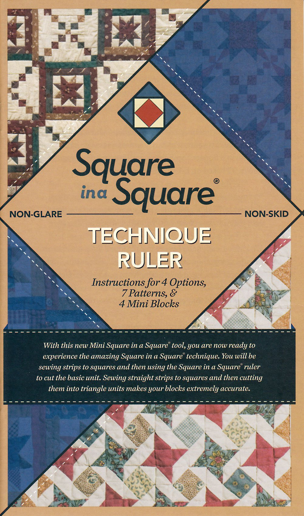 Square Technique Ruler Jodi Barrows product image
