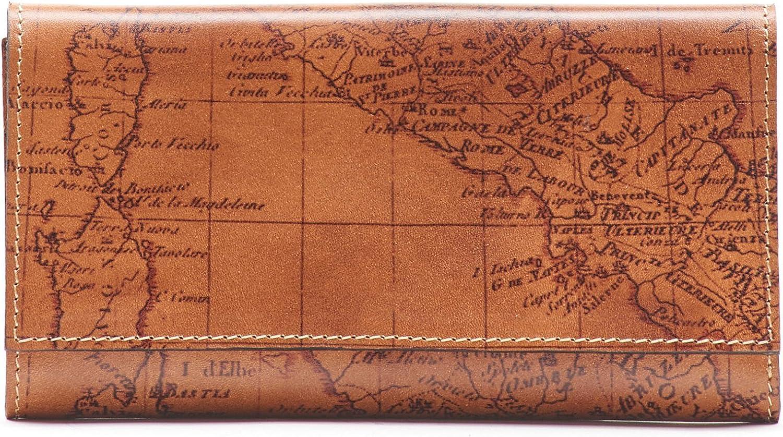 Patricia Nash Women's Terresa Map Wallet