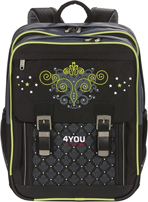 4You Limited 39 Schulrucksack Classic Plus 254 Gothic 254