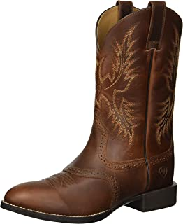 d72f4528ed8 ARIAT Men s Heritage Stockman Western Boot
