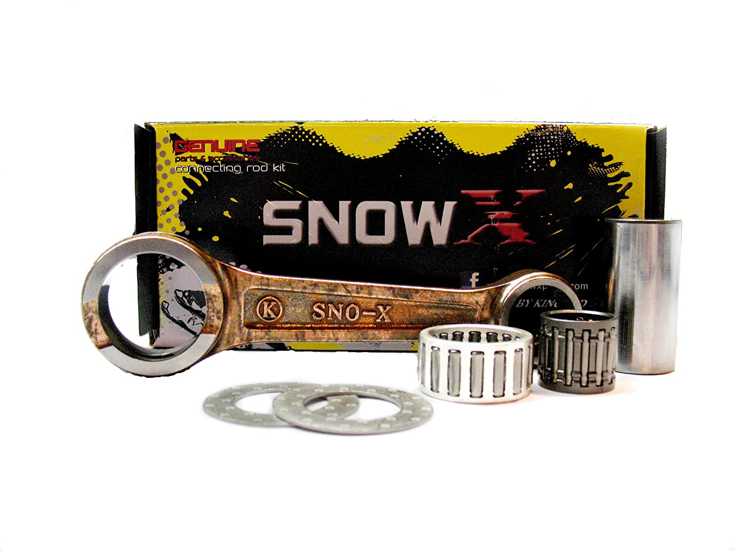 2009-2011 MX ZX 800 R PTEK and ETEC MAG Side Connecting Rod Kit snowrk47