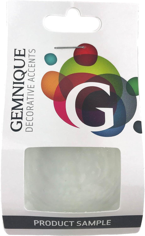 Amber Sample Gemnique X-Large Glass Gems