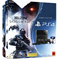 PlayStation 4 - Konsole inkl. Killzone: Shadow Fall + 2 DualShock 4 Wireless Controller + Kamera
