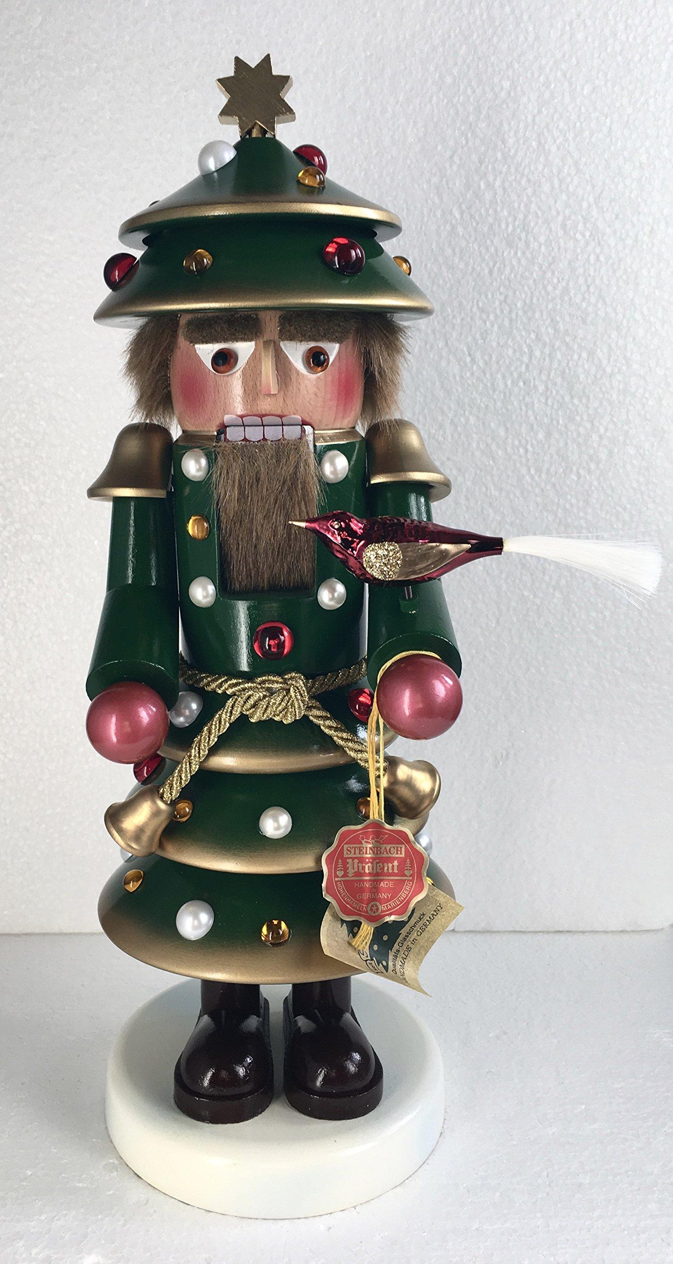 Steinbach Christmas Tree Nutcracker