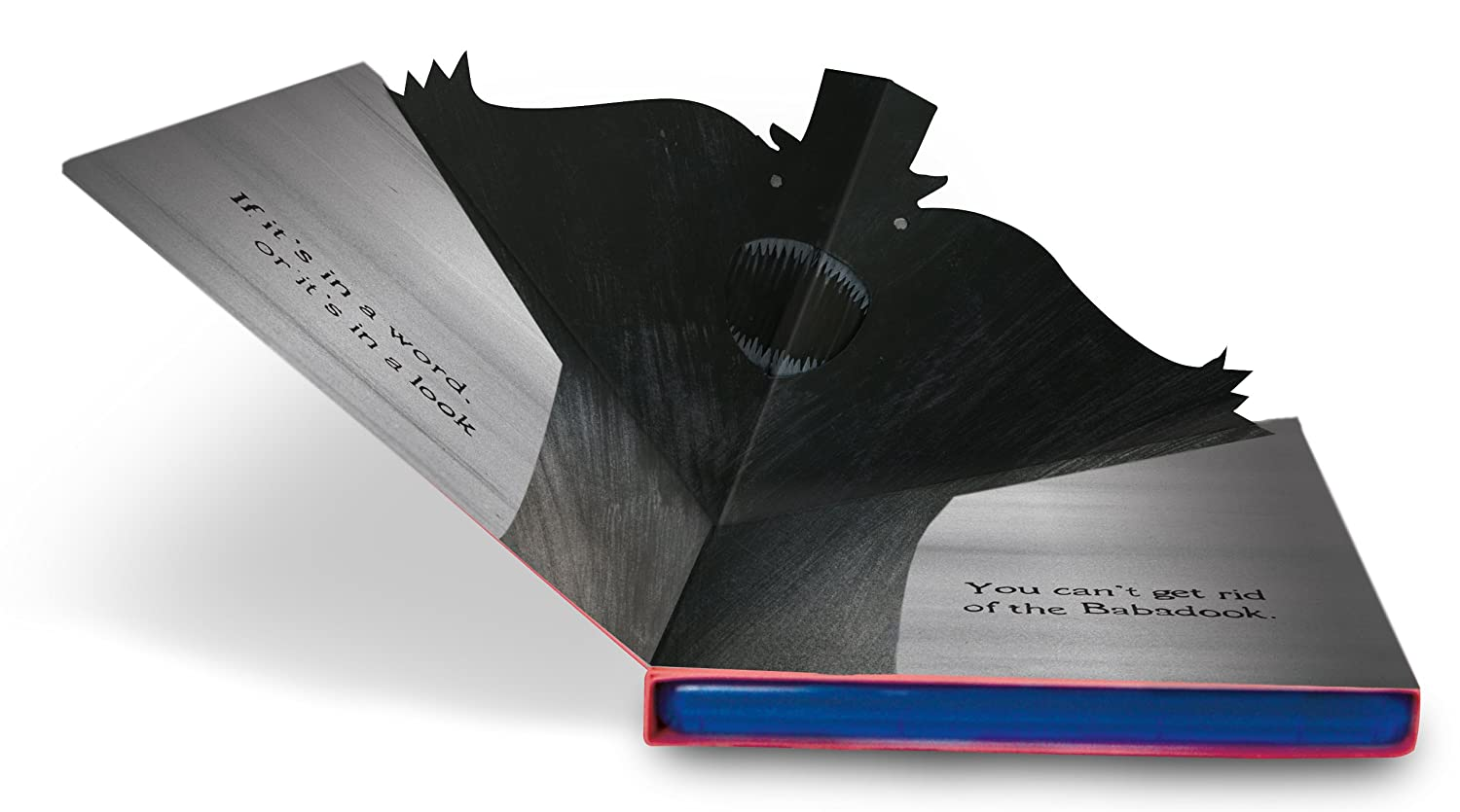Amazon.com: The Babadook (Special Edition) [Deluxe Packaging] [Blu ...