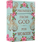 """Promises From God for Women"" Cards - A Box of Blessings"
