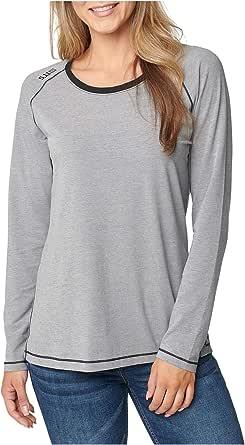 5.11 Tactical Women's Freya Raglan Long Sleeve Top Shirt, Freedom Flex, 32006