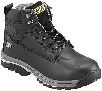 JCB F/TRACK/B Conjunto Adulto, Zapatos De Seguridad De EU 47 ...