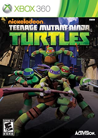 Activision Teenage Mutant Ninja Turtles, Xbox 360 - Juego ...