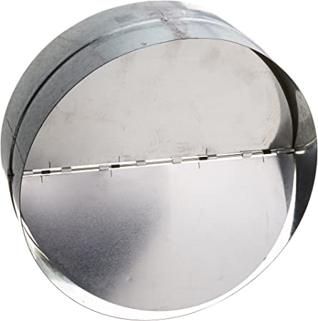 Active Air Backdraft Damper 4-Inch