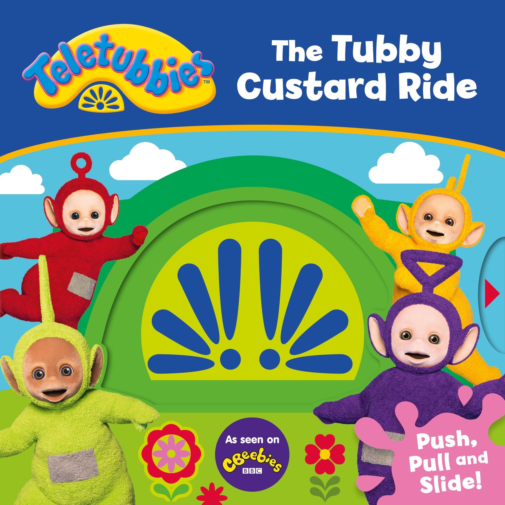 teletubbies ride on