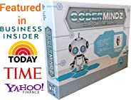 CoderMindz Game for AI Learners! NBC Featured: First Ever Board Game for Boys and Girls Age 6+. Teaches Artificial Intelligen