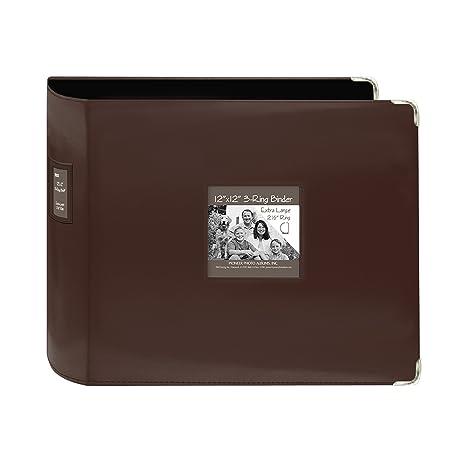 Pioneer - Libro para Scrapbooking (30,5 x 30,5 cm Cosido ...