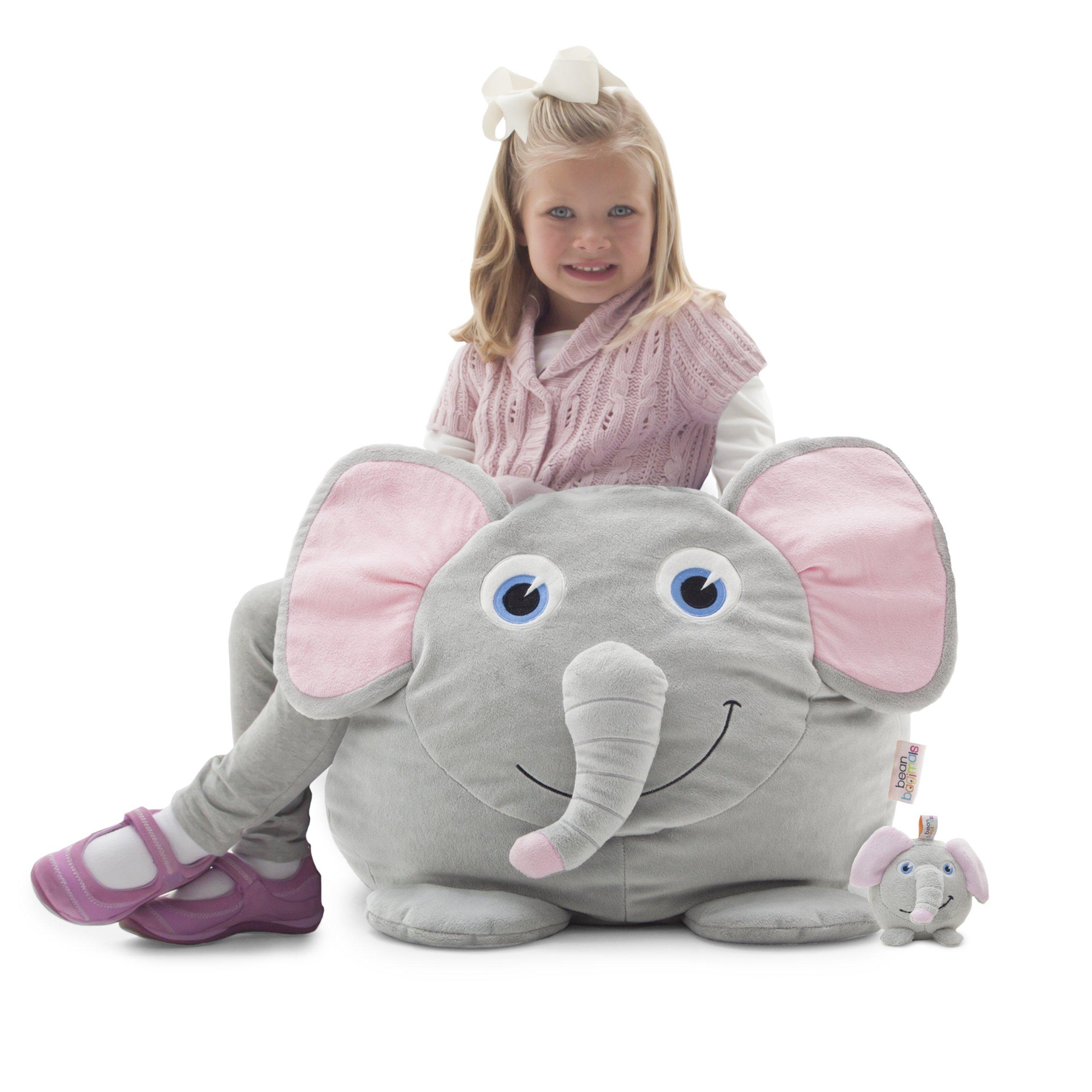 Big Joe Bean Bagimal, Emerson the Elephant