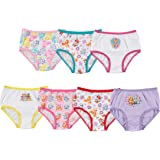 Nickelodeon Paw Patrol - 7 Pack Girls Underwear Briefs