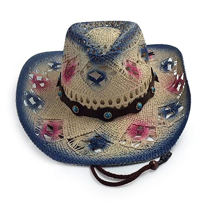 Image Unavailable. Image not available for. Color  Old Stone Olivia Women s Cowboy  Drifter Style Hat 5a511be3061