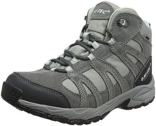 Hi-Tec Alto II Mid Waterproof, Stivali da Escursionismo Alti Uomo