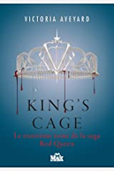 King's Cage: Red Queen - Tome 3 (French Edition) Kindle Edition