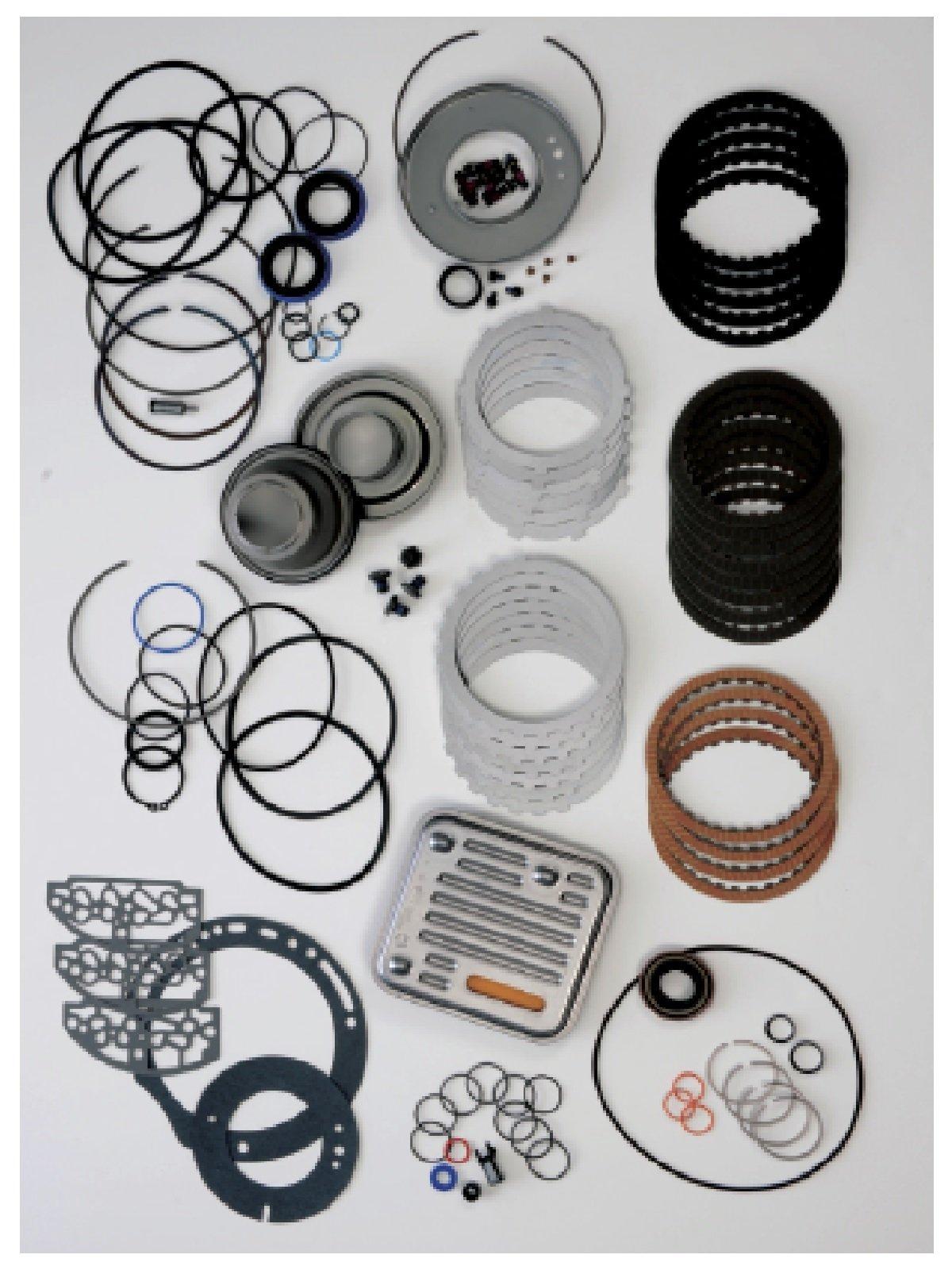 Mopar Automatic Transmission Master Rebuild Kit for 48RE Transmissions
