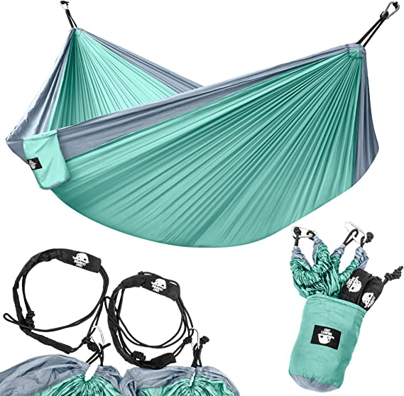Legit Camping - Double Hammock - Lifetime Warranty