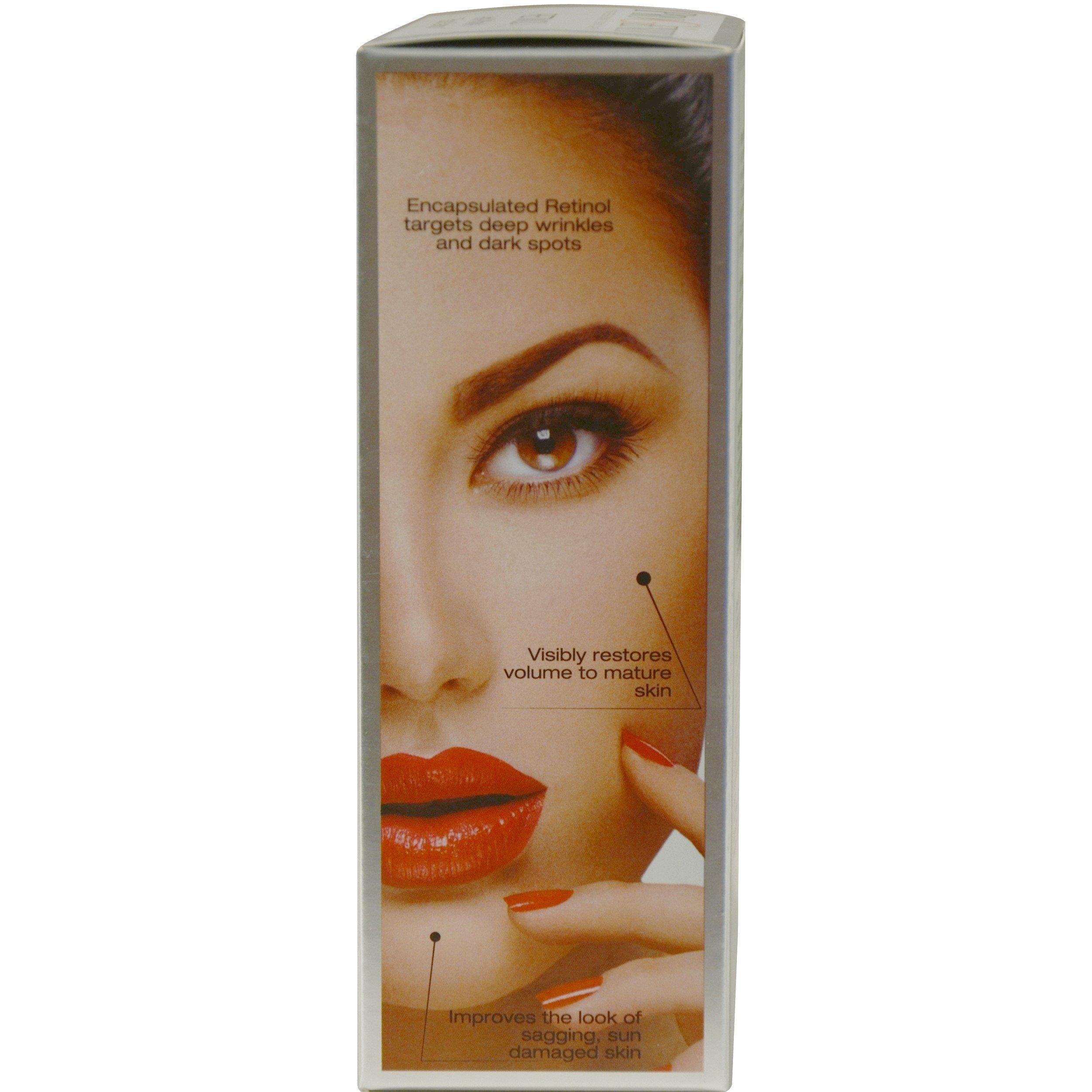 Progenix Professional Skin Care Retinol Serum. Anti-Wrinkle Face serum targets deep wrinkles and dark spots. 1oz