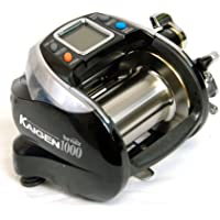 Banax Kaigen 1000eléctrica Multiplicador carrete de pesca