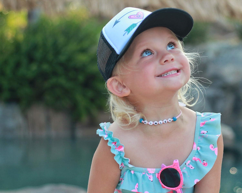 Toddler Kids Trucker Hat School-Age Sizes Mesh Adjustable Baseball Cap for Boys Grom Squad Baby