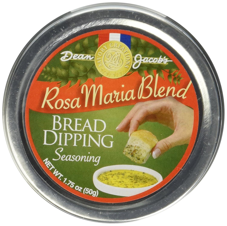 Amazon.com : Dean Jacob's Rosa Maria Blend Bread Dipping 1.75 oz ...