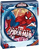 Spiderman – Wanduhr (Kids Euroswan mv15187)