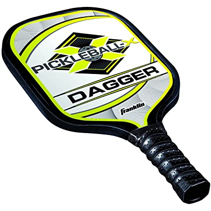 Amazon.com : Franklin Sports Graphite Pickleball Paddle ...