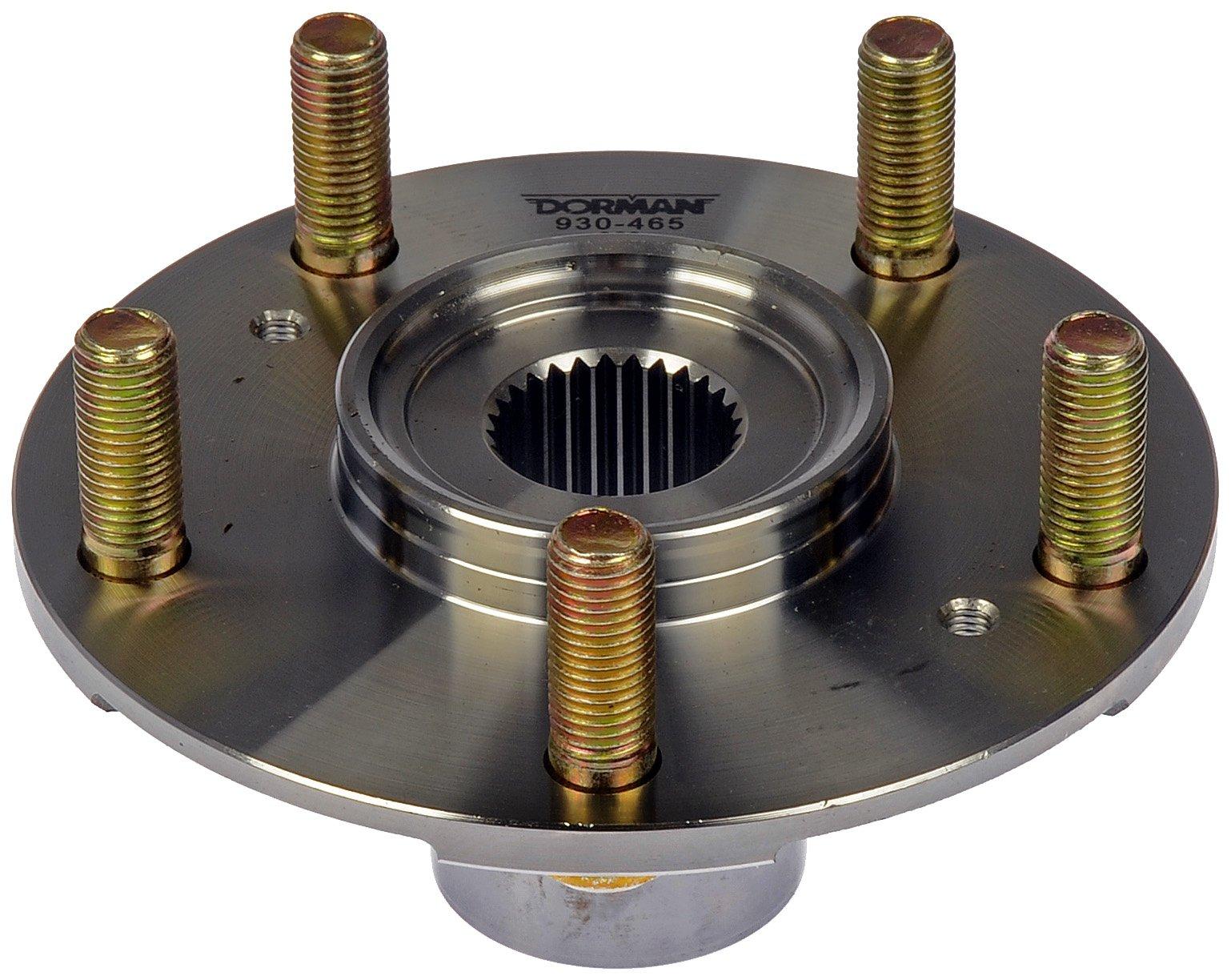 Prime Choice Auto Parts HB612442PR Pair of Rear Wheel Hub Bearing Assemblies