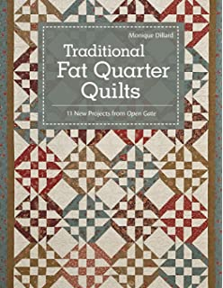 Diamond Traditions: 11 Multifaceted Quilts • Easy Piecing • Fat-Quarter Friendly