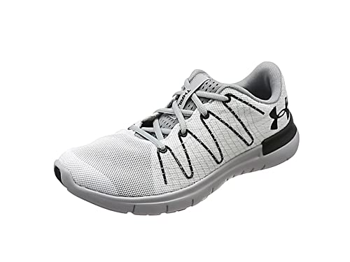 Under Armour UA Thrill 3, Scarpe Running Uomo, Grigio (Overcast Gray), 40.5 EU