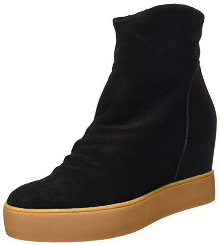 Ann S, Botines Femme, Noir (Black), 39 EUShoe The Bear