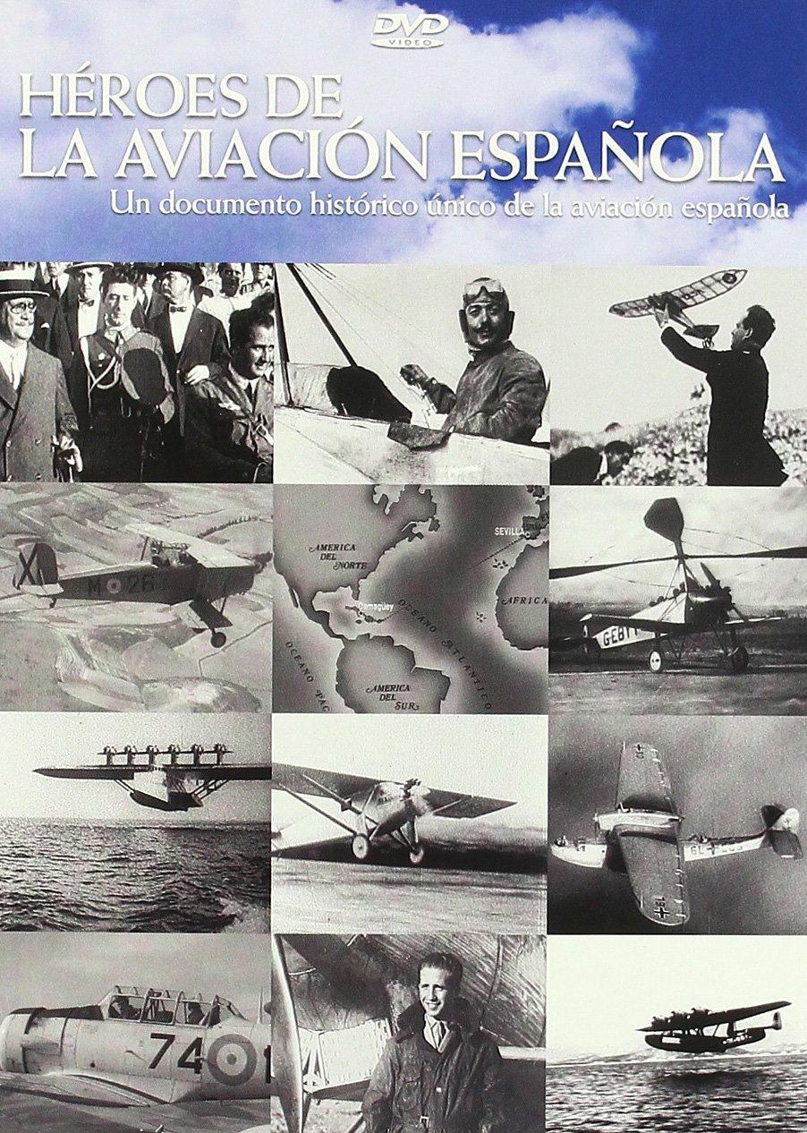 Héroes de la aviación española [DVD]: Amazon.es: Varios: Cine y Series TV