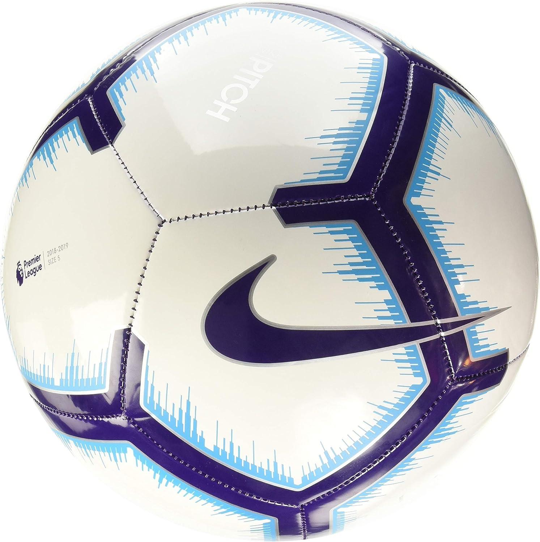 Nike Pl Nk Ptch-fa18 Balón de fútbol, Unisex Adulto: Amazon.es ...