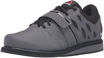 hot sale online 9ab8d ebfff Reebok Lifter Pr, Chaussures Multisport Indoor Mixte Adulte, Gris Ash  GreyBlack