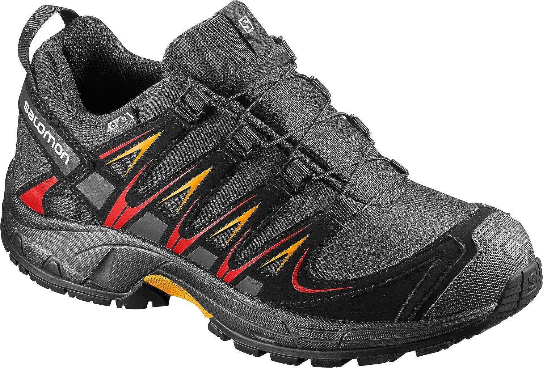 Salomon XA Pro 3D CSWP J, Zapatillas de Trail Running Unisex niños ...