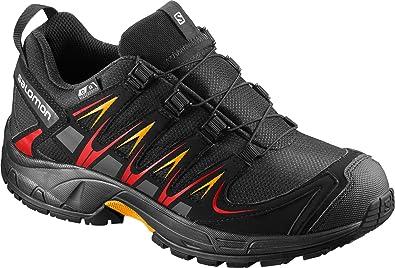 Salomon XA Pro 3D CSWP J, Zapatillas de Trail Running Unisex niños: Amazon.es: Zapatos y complementos