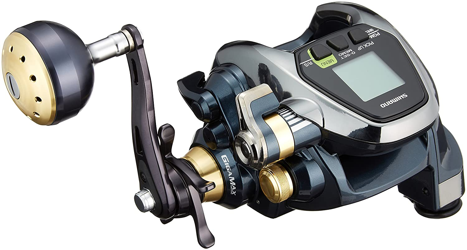 Shimano 2016 Beast Master 3000XP (Power Model) Electric Reel