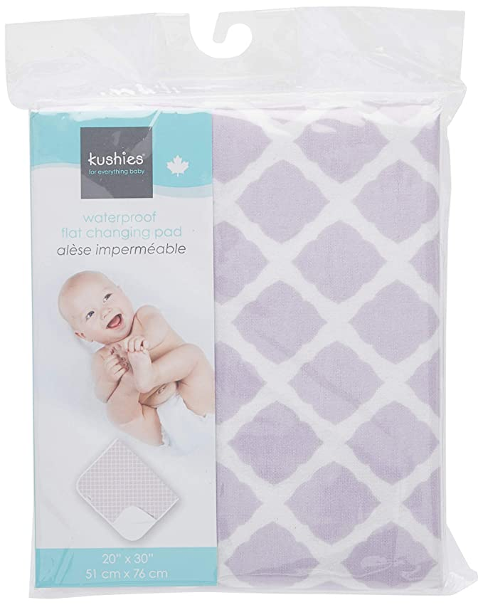 gender neutral change mat cover Custom Brown Minky Wipeable Changing Pad Cover waterproof
