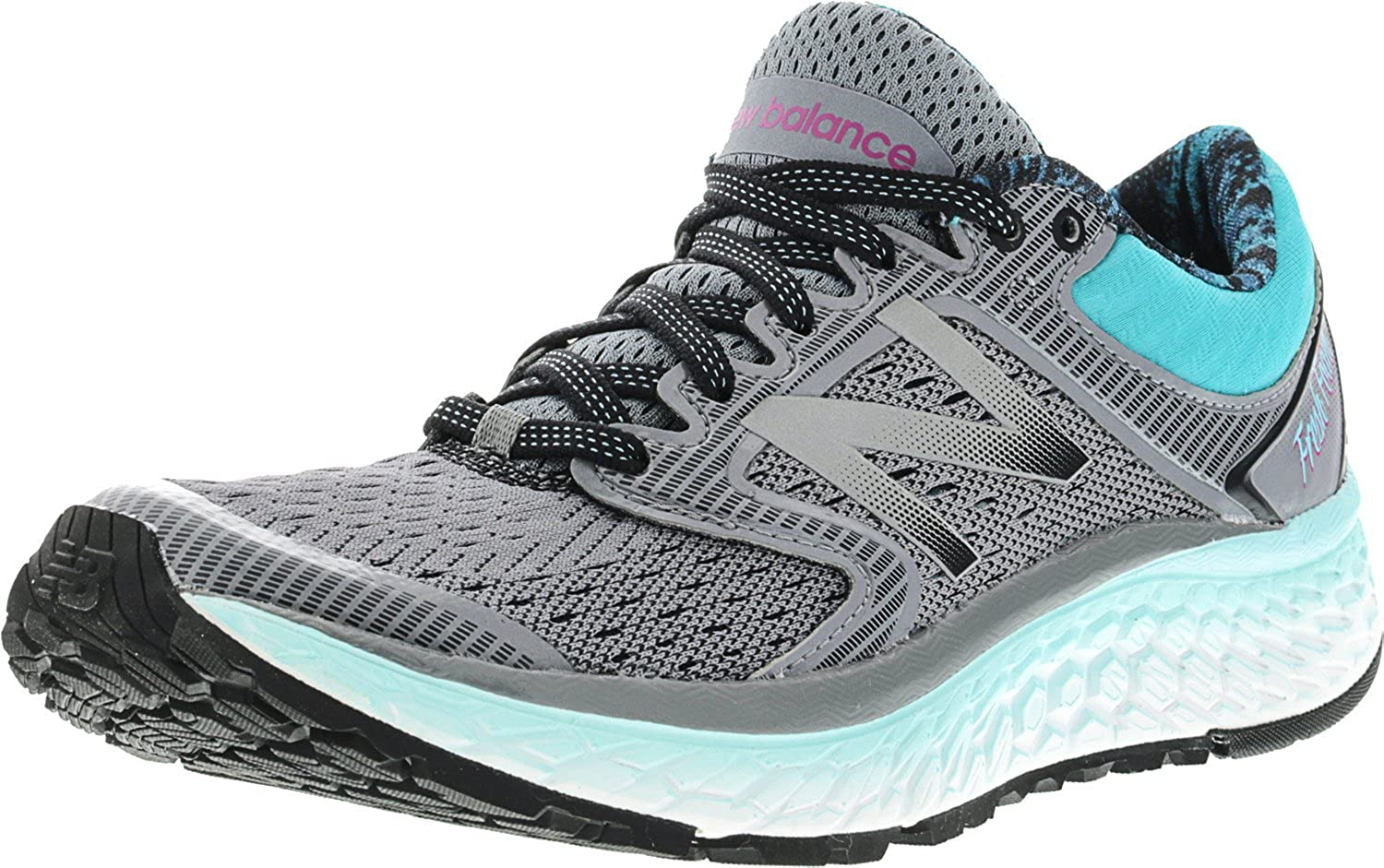 即日発送 New Balance Women's W1080 Shoe Ankle-High Running B(M) Shoe B01MRN4010 Silver US/Blu 8.5 B(M) US 8.5 B(M) US|Silver/Blu, ぼらんち【VOLANTE】:6d441ca9 --- kuoying.net